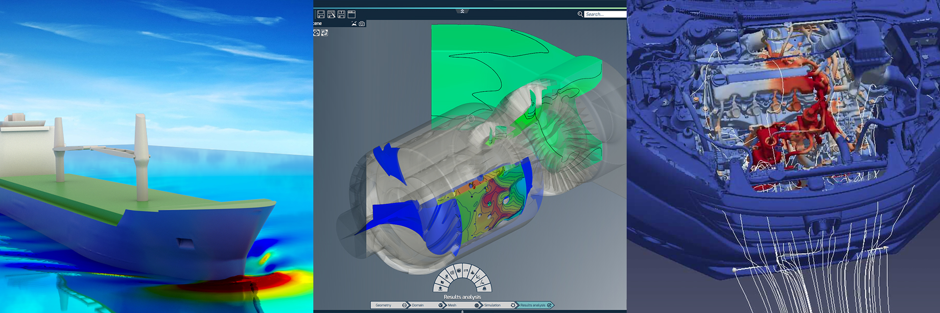 """High-Fideltiy Simulations – Fast Track to Robust Design"""