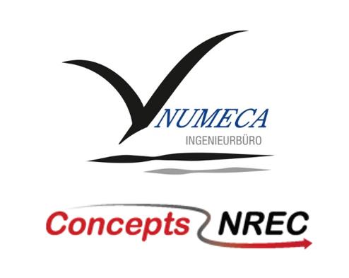 NUMECA Partnerschaft Concepts NREC