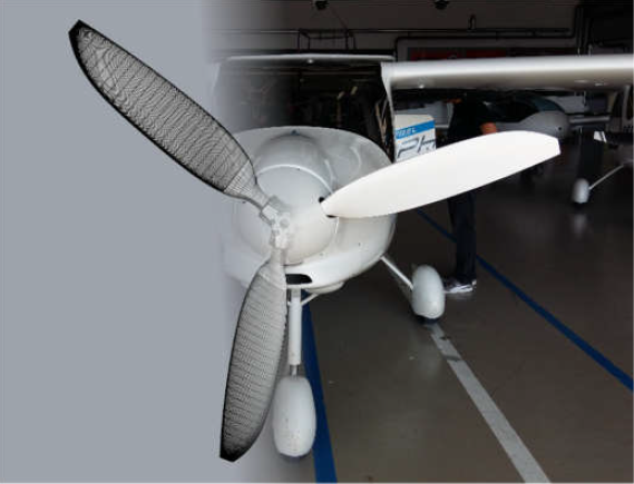 Figur 1: New propeller design