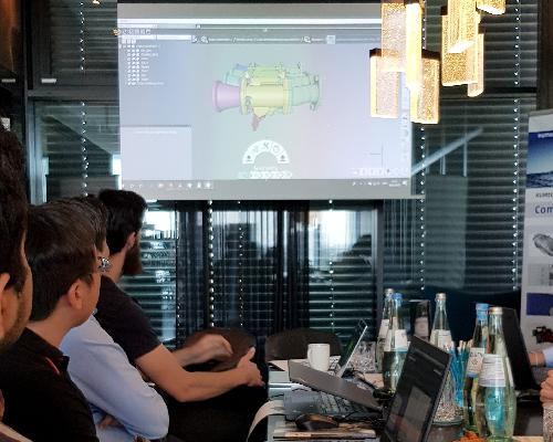Successful Meshing Workshop in Munich