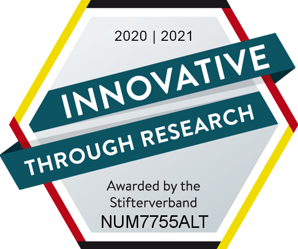 Innovative Through Research
